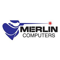 Merlin Computers logo