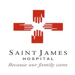St James Hospital Logo